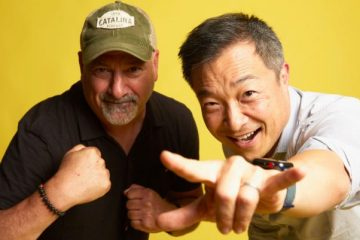 Dan DiDio and Jim Lee