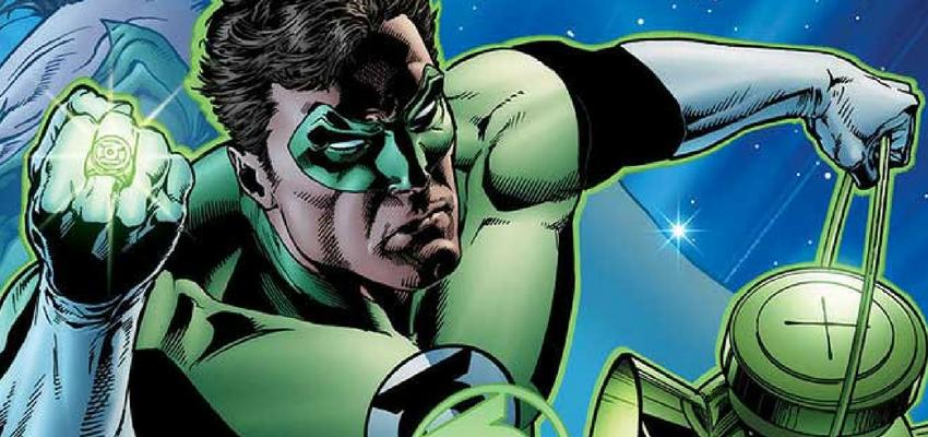 Hal Jordan - Green Lantern - DC Comics