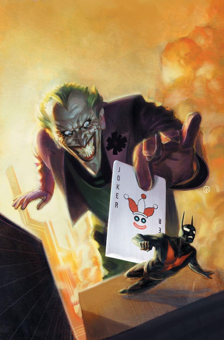 batman beyond new joker