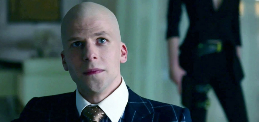 "Jesse Eisenberg as Lex Luthor in ""Justice League"" - Warner Bros."