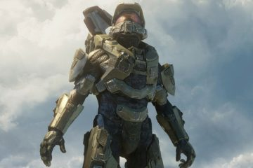 "Master Chief in ""Halo 4"" - 343 Studios"