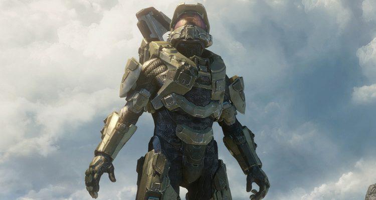 "Master Chief in ""Halo 4"" - 343 Studios"