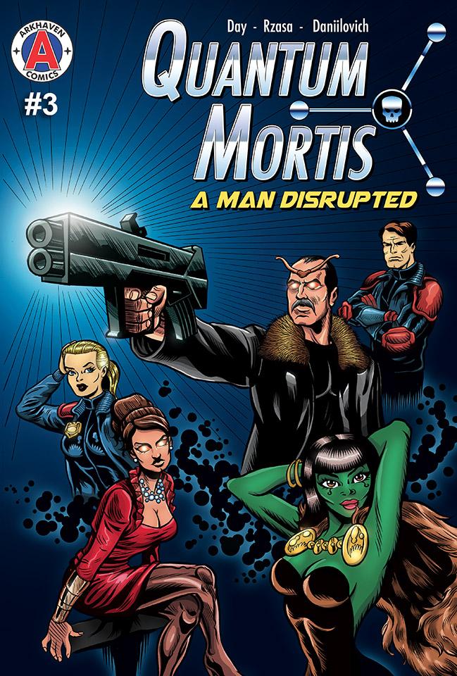 Quantum Mortis #3