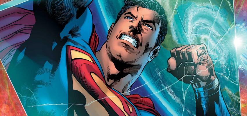 Superman #2 Cover - DC Comics