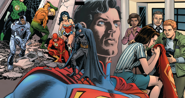 The Death of Superman: Part 1