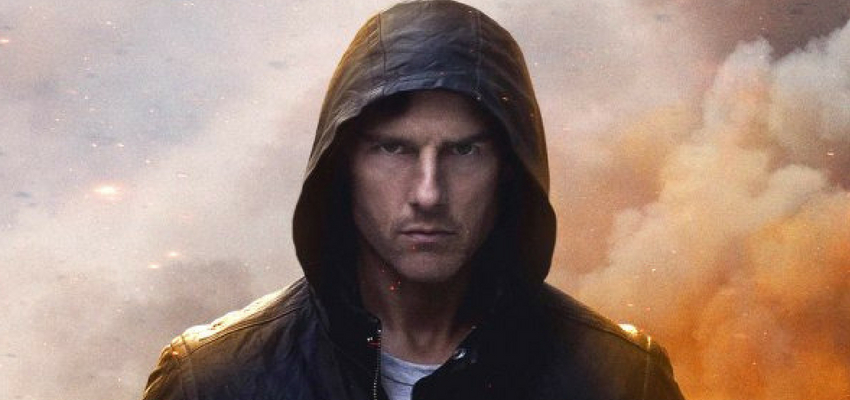 """Tom Cruise in """"Mission Impossible: Ghost Protocol"""" - Paramount Pictures"""