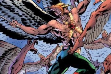 Hawkman #3 Cover - DC Comics