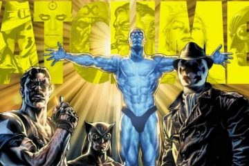 Watchmen Art by Lee Bermejo - DC Comics