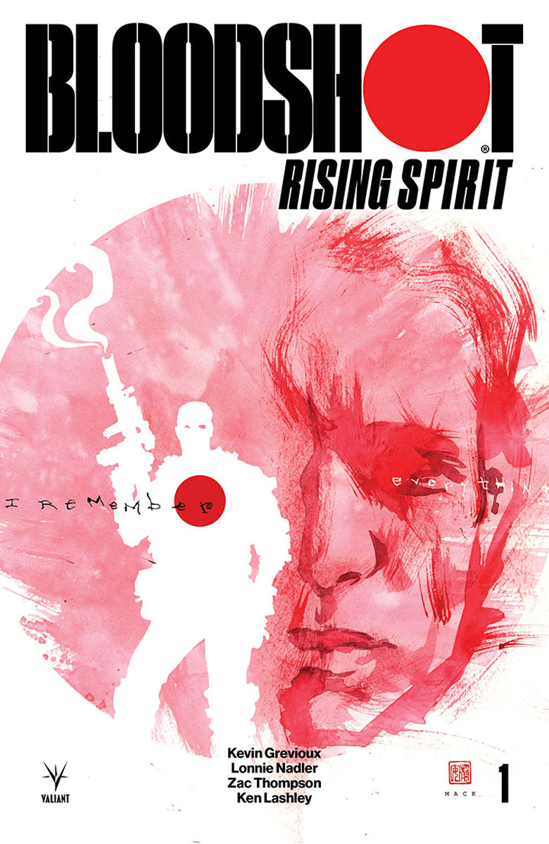 Bloodshot Rising Spirit #1