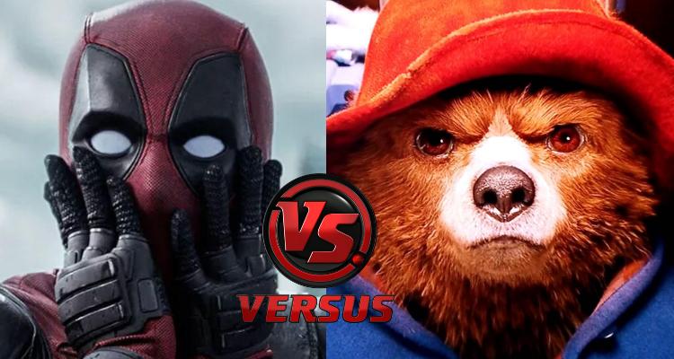 Deadpool vs Paddington