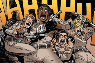 Ghostbusters IDW Publishing