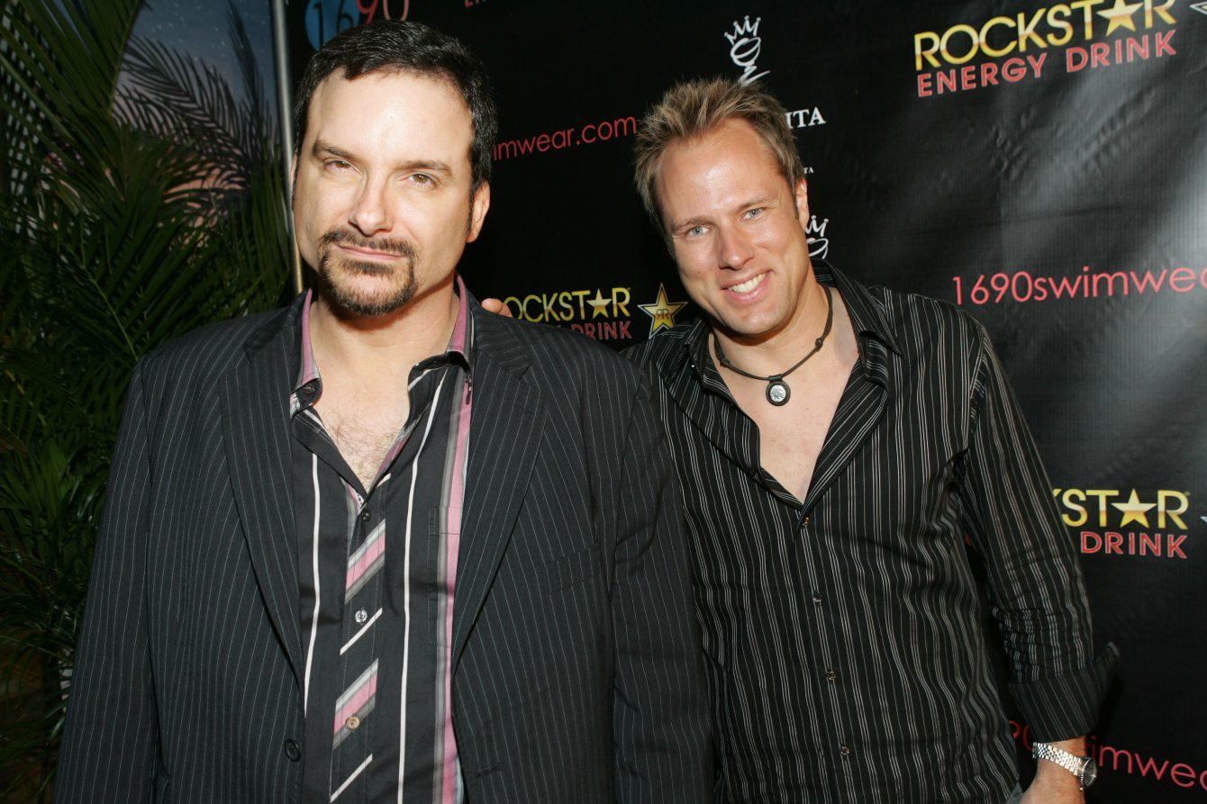 Shane Black and Steve Wilder