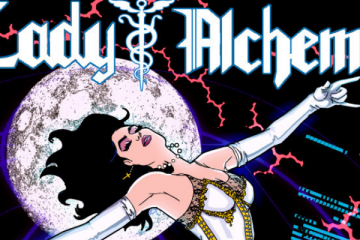 Lady Alchemy