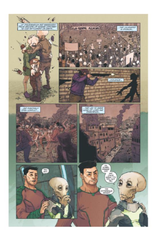 Exilium #1 | Alterna Comics