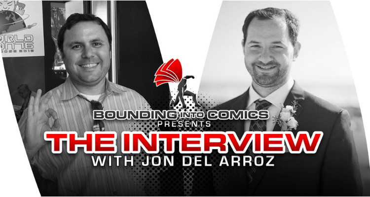 The Interview with Jon Del Arroz Episode 01