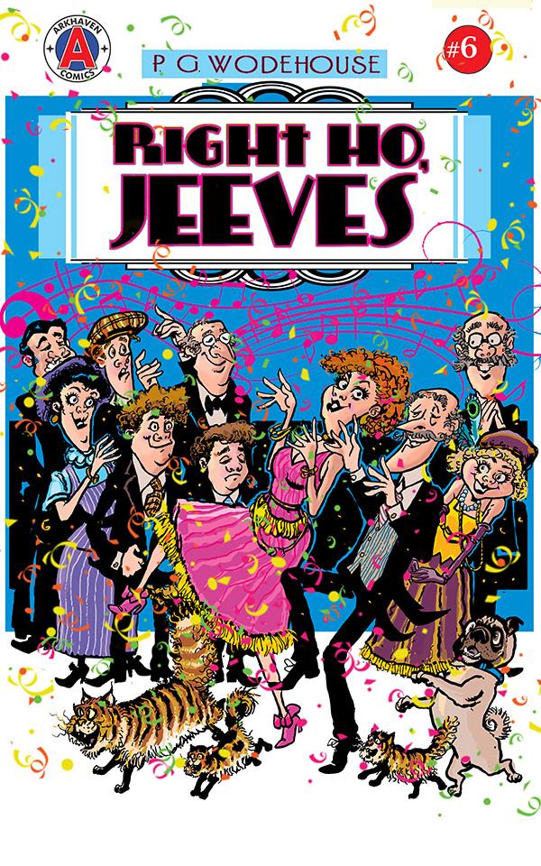 Right Ho, Jeeves #6