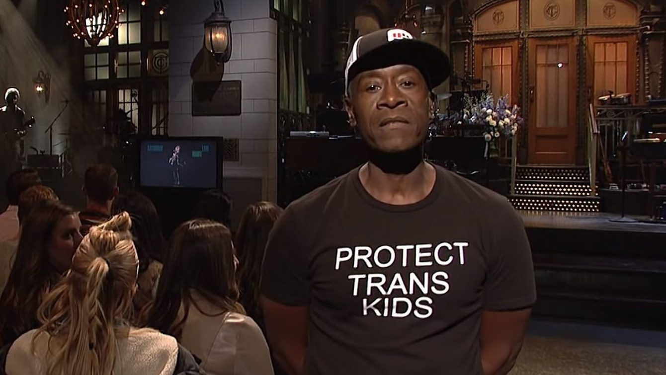 Don Cheadle Saturday Night Live