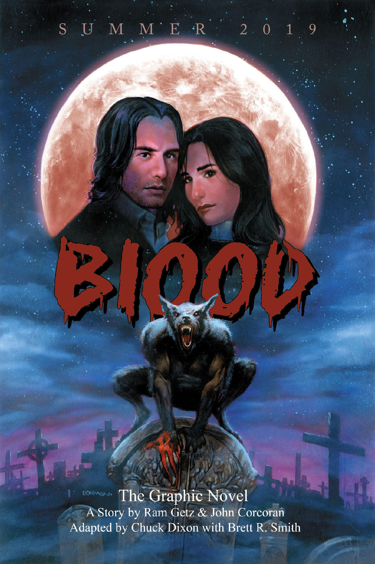 Blood: Graphic Novel