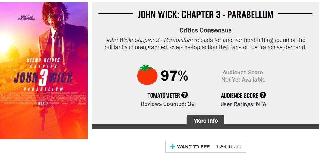 john wick: chapter 3 – parabellum - photo #30