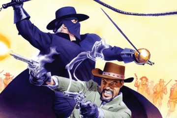 Django and Zorro