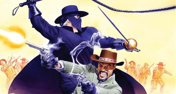 Django and Zorro