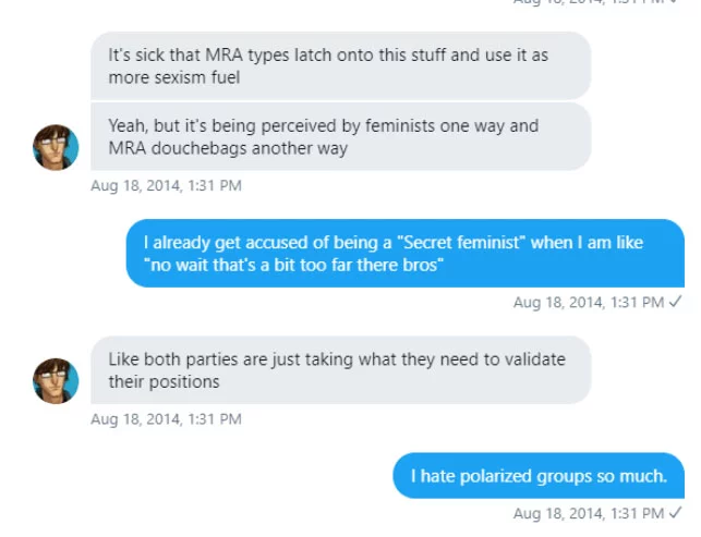 Private Messages Reveal Marvel Writer Zoe Quinn's Abusive Behavior During Relationship with Alec Holowka