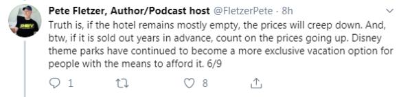 Around the Galaxy Podcast Cancels Episode Featuring Fandom Menace Member Drunk3P0 After Backlash - Fletzer Tweet 6/9