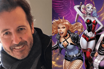 J Scott Campbell Criticized for Supporting '#BlackOutTuesday' Social Media Campaign