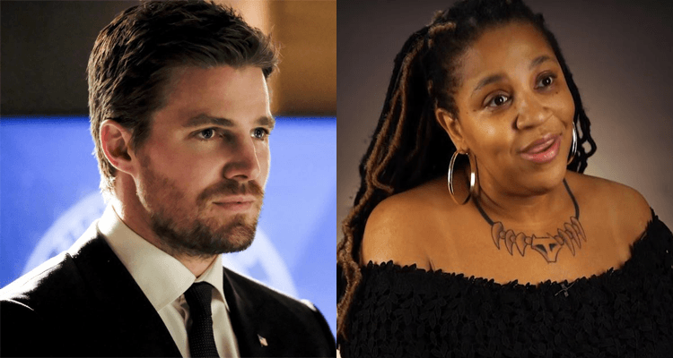 Arrow Star Stephen Amell Accused of Racism by Fans, Including Image Comics Author Tee Franklin, for Thoughts on Recent Protests and Riots