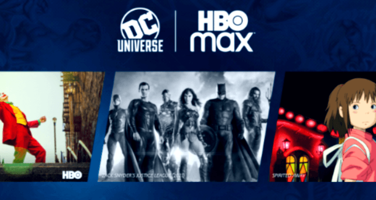 DC Universe-HBO Max Bundle Deal