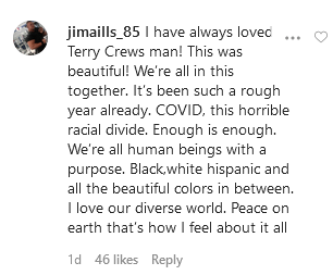 Terry Crews Instagram july 43