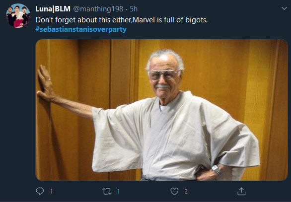 STan Lee attack 1