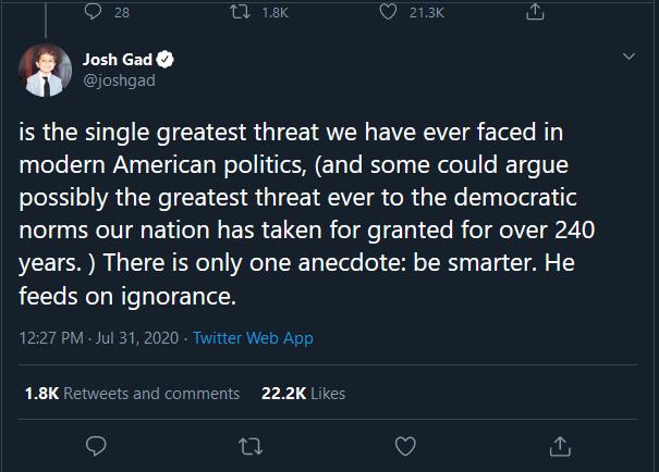 Josh Gad Twitter 4