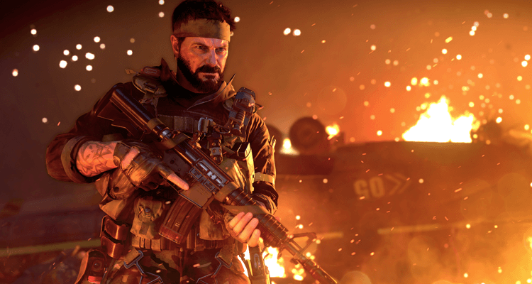Tiananmen Square Protest Footage Removed from Call of Duty: Black Ops Cold War Teaser Trailer