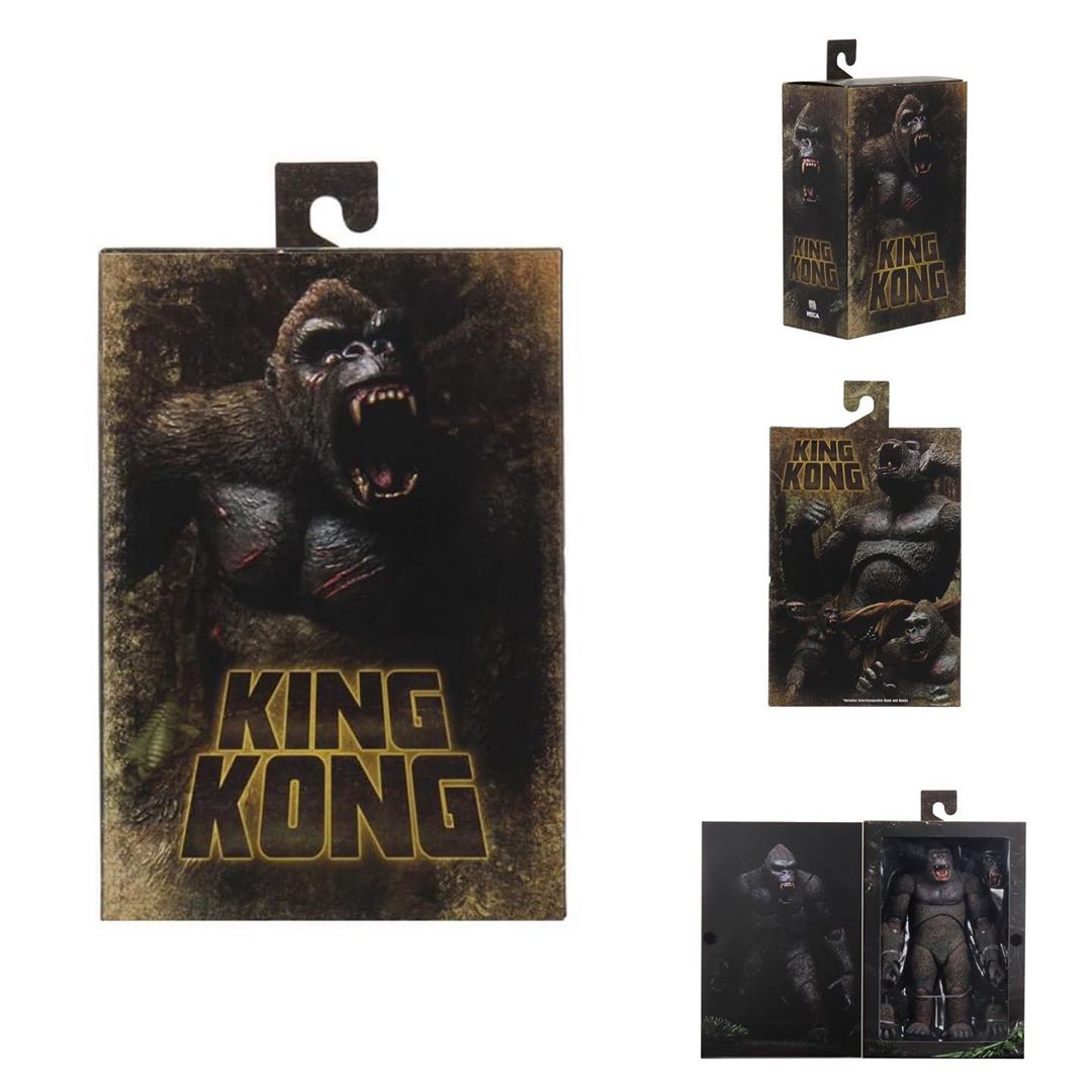 NECA Official Kong Package