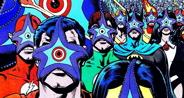 Justice League-Starro