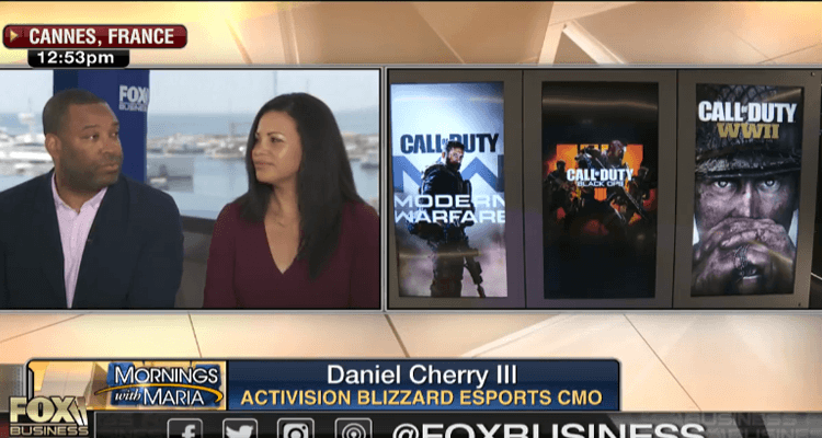 DC Appoints Former Activision Blizzard and New Jersey Devils Executive Daniel Cherry as General Manager
