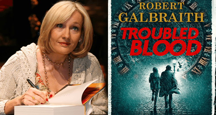 "J.K. Rowling Under Fire For Featuring ""Transvestite Serial Killer"" in Latest Book"