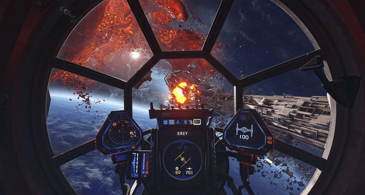 """EA and Industrial Light & Magic Release New Star Wars: Squadrons CG Short Film """"Hunted"""""""