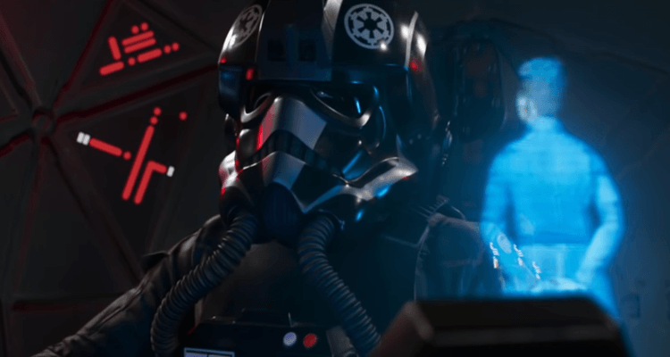 "EA and Industrial Light & Magic Release New Star Wars: Squadrons CG Short Film ""Hunted"""