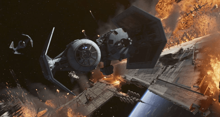 EA and Industrial Light & Magic have teamed up to produce a new CG short film to promote the upcoming video game Star Wars: Squadrons.