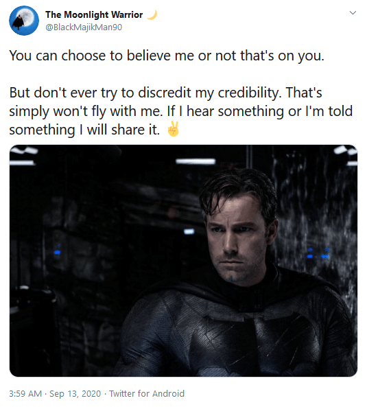 Rumor: HBO Max Continuation Of Snyderverse Batman Rests on Ben Affleck