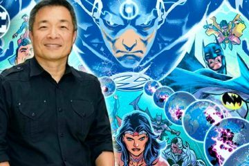 DC Comics Jim Lee-2020