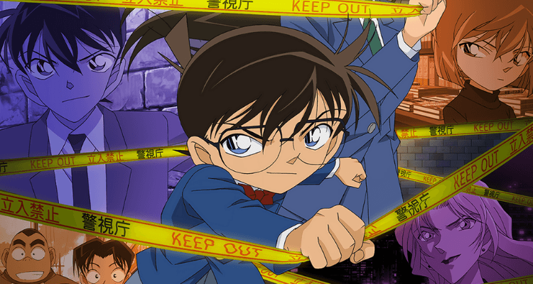Crunchyroll Adds First 42 Episodes Of Case Closed Aka Detective Conan To Their Streaming Library Bounding Into Comics