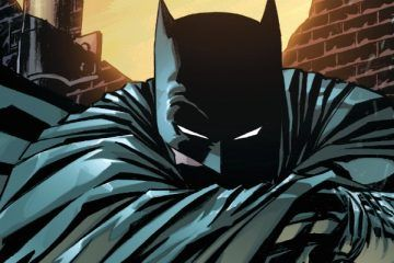 DETECTIVE COMICS-Batman
