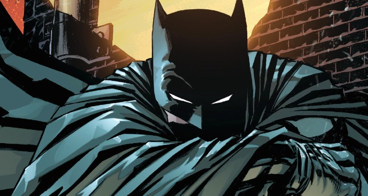 DETECTIVE COMICS-Batman