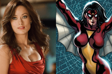 "Rumored Spider-Woman Director Olivia Wilde Excited to ""Infuse"" Superhero Genre With Female Perspective"