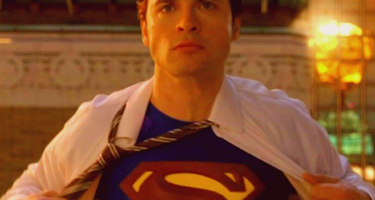 Tom Welling-Superman-Smallville