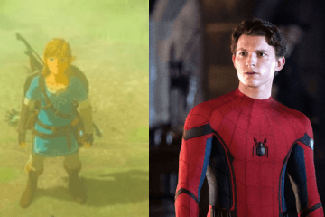 Tom Holland Legends of Zelda