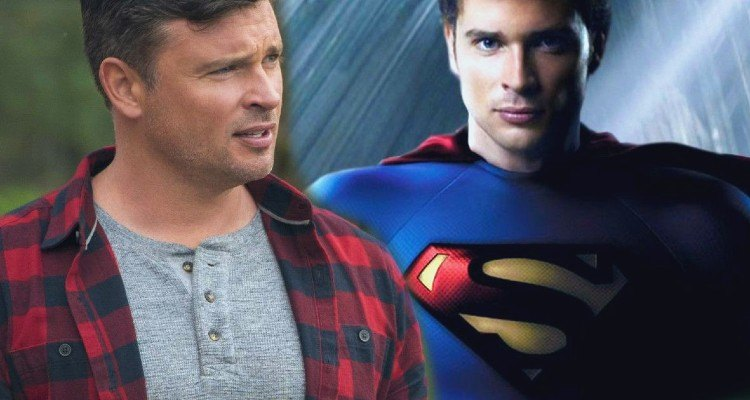 Tom Welling No to Flash Rumors